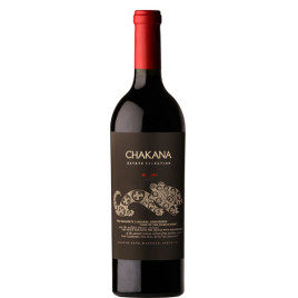 Chakana Estate Selection Malbec 2013
