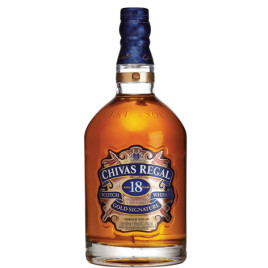 Chivas Regal 18 Year Scotch Whisky