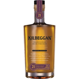 Kilbeggan 21 Year Old Limited Edition Blend