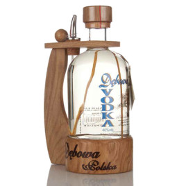 Debowa Oak Vodka with Handle