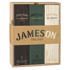 Jameson Reserves 200ml Trilogy