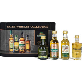 Kilbeggan Distillery Irish Whiskey Miniatures
