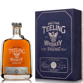 Teeling 24 Year Old Single Malt Whiskey