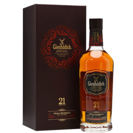 Glenfiddich 21 Year-Old Gran Reserva Whisky