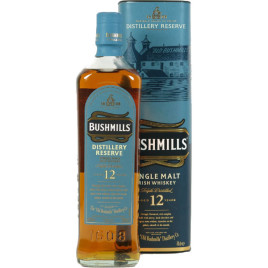 Bushmills 12 Year Old Single Malt