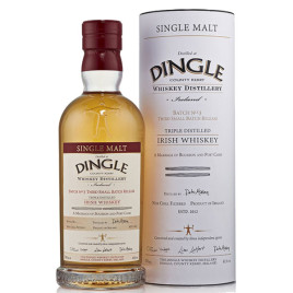 Dingle Single Malt Whiskey Batch No 3