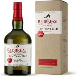 Redbreast 10 Year Old Pot Still Irish Whiskey